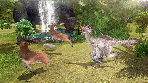 Primal dinosaur simulator: Dino carnage screenshot 1