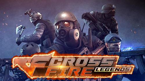 логотип Перекрестный огонь: Легенды