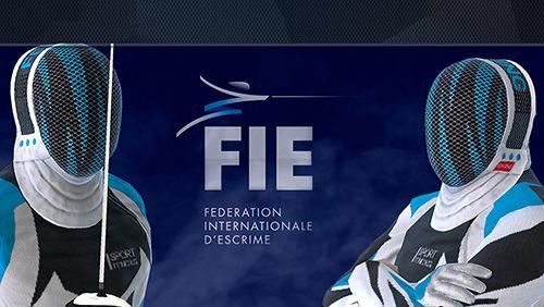 логотип Чемпионат мира по фехтованию