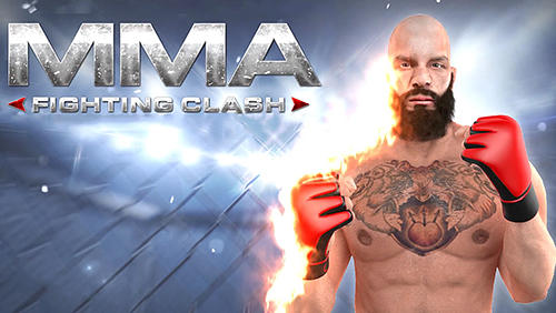 MMA Fighting clash capture d'écran 1