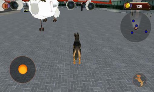 Police dog simulator 3D für Android