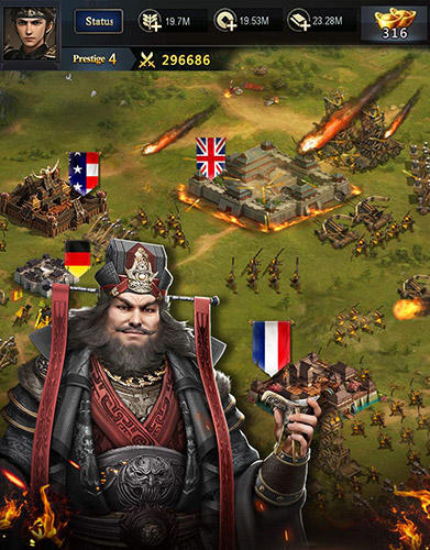 Total warfare: Epic three kingdoms для Android