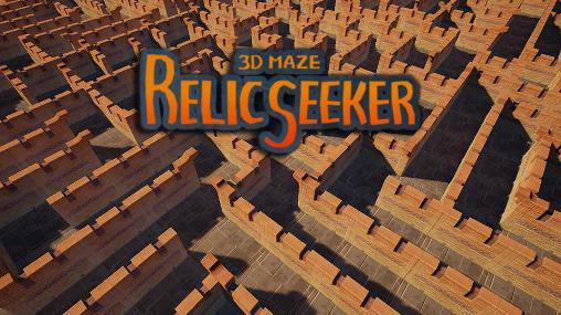 Relic seeker: 3D maze Symbol