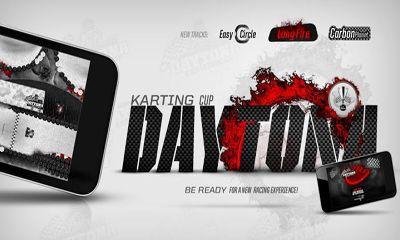 Daytona Racing Karting Cup Symbol