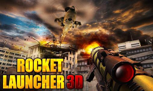 Rocket launcher 3D captura de pantalla 1