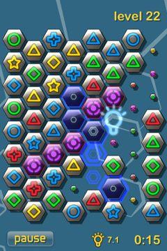 Juegos de lógica: descarga Hexágonos a tu teléfono