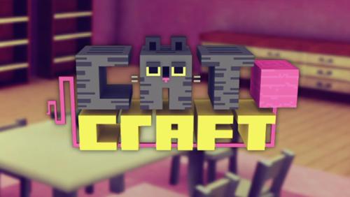 Cat pet shop: Girl craft story screenshot 1