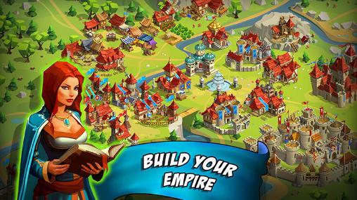 Onlinespiele Viber: Emperors für das Smartphone