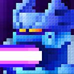 Block monster Symbol