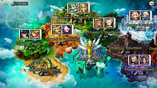 Strategische RPG-Spiele Soul seeker: Six knights. Strategy action RPG auf Deutsch