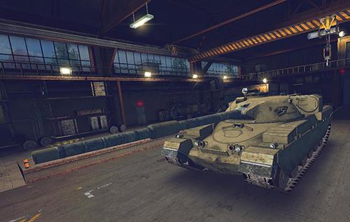 Actionspiele Armada: World of modern tanks für das Smartphone