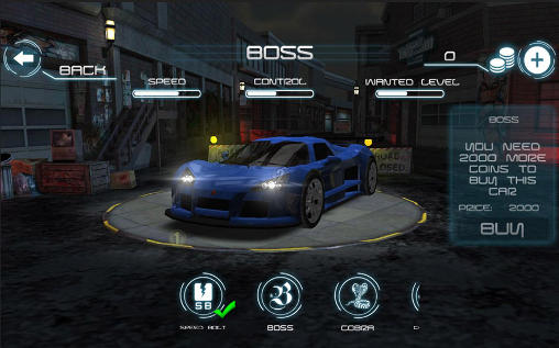 Mafia Racing 3D für Android