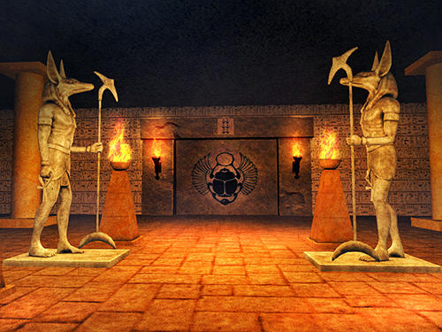 Adventure Egypt VR: Pyramid tomb adventure game for smartphone
