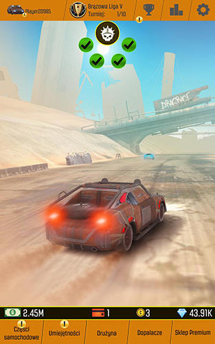 Car racing clicker: Driving simulation idle games for Android