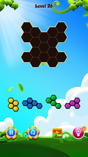 Hexa Block Puzzle Screenshot