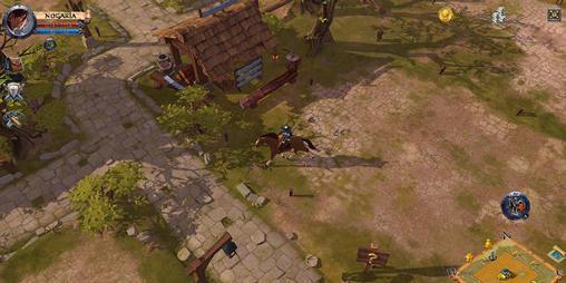 RPG Albion online für das Smartphone