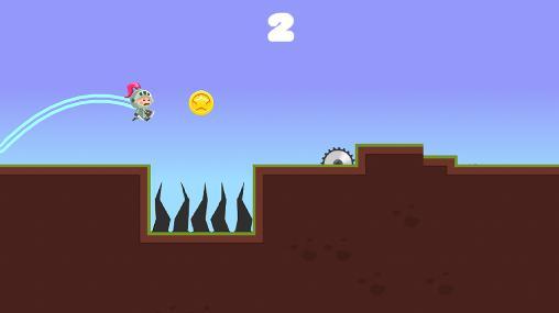 Jumpy McJumpface für Android