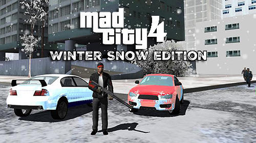 Mad city 4: Winter snow edition скриншот 1