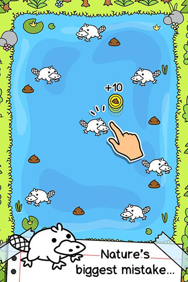 Platypus evolution: Clicker для Android