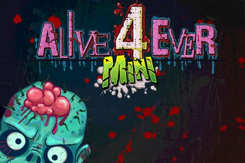 logo Alive forever mini: Zombie party