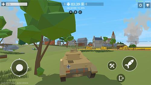 Raidfield 2 screenshots