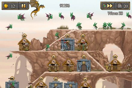 Defender Chronicles for iPhone for free