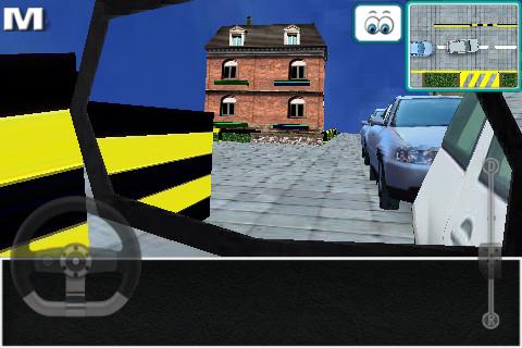 de simulateur: téléchargez Le Parking 3D sur votre téléphone