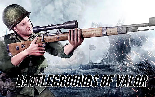 Battlegrounds of valor: WW2 arena survival Symbol