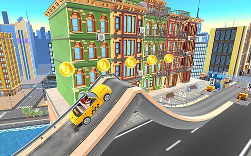 Uphill rush New York Screenshot