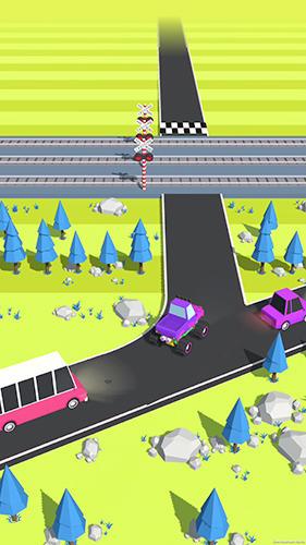 Arcade Traffic run! für das Smartphone
