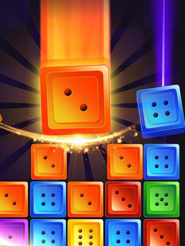 3 Gewinnt-Spiele Dominoes jewel block merge auf Deutsch