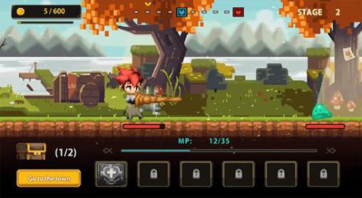RPG Free lancer for smartphone