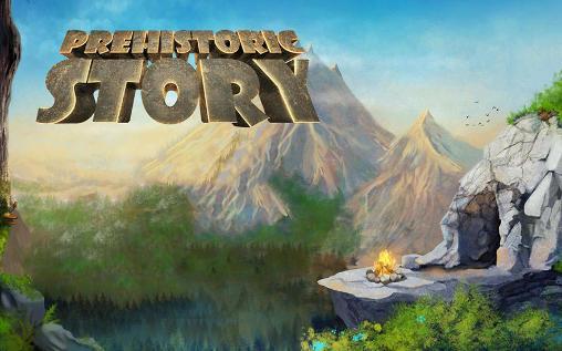 アンドロイド用ゲーム プレヒストリック・ストーリー のスクリーンショット