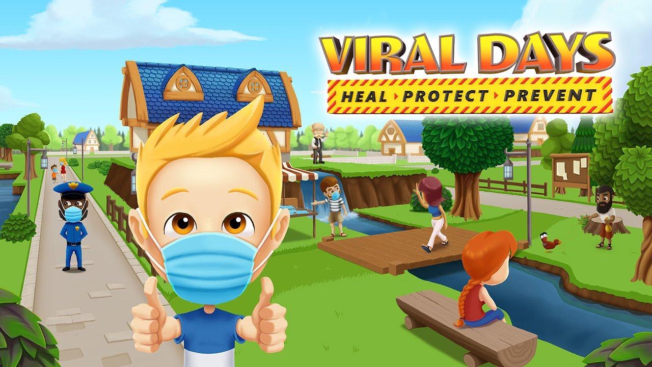Viral Days screenshot 1