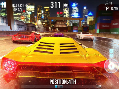 ГонкиRacer: Tokyo. High speed race: Racing needдля смартфону