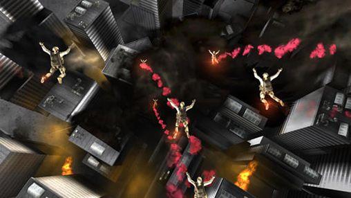 Godzilla: Strike Zone für iPhone