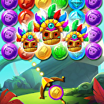 Brutal tribe bubble shooter 2 ícone