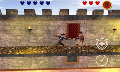Musketeers for Android