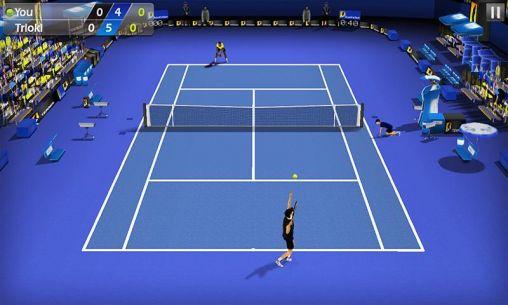 Tennis 3D für Android