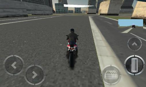 Motorbike vs police: Pursuit для Android