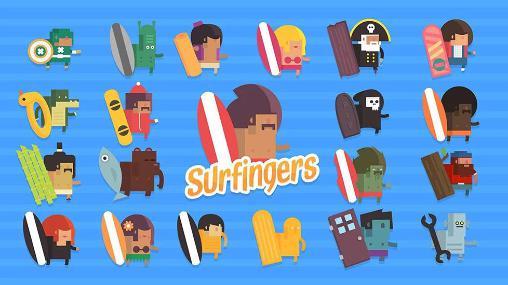 Иконка Surfingers