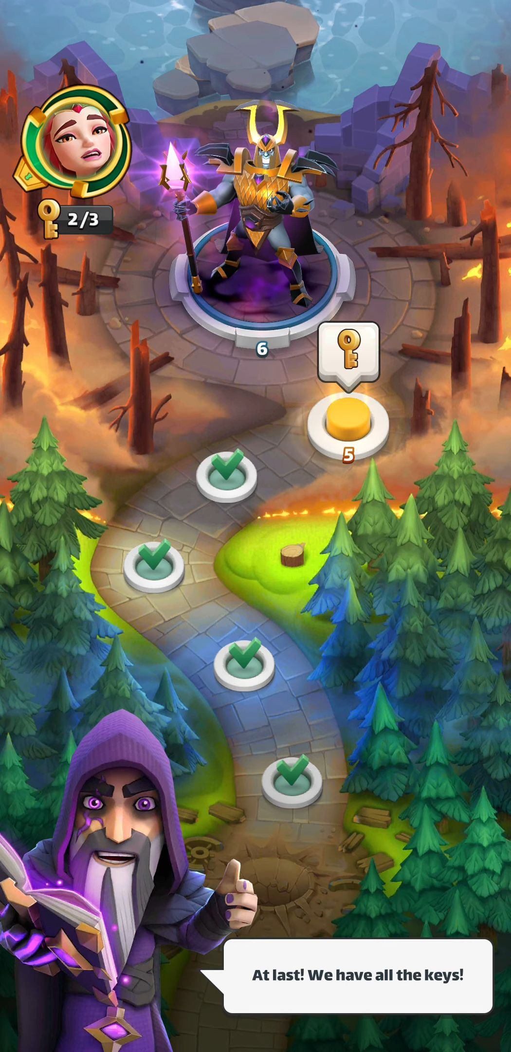 Puzzle Breakers screenshot 1