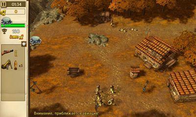 Hills of Glory 3D screenshot 1