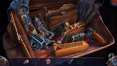 Abenteuer Mystery of the ancients: The sealed and forgotten. Collector's edition für das Smartphone