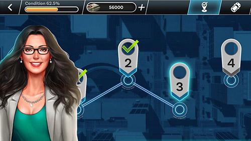 Simulation City ambulance: Rescue rush für das Smartphone
