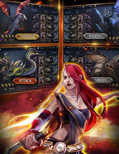 RPG-Spiele Heroes of COK: Clash of kings für das Smartphone