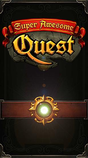 Super awesome quest captura de pantalla 1