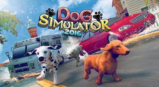 Dog simulator 2016 Screenshot