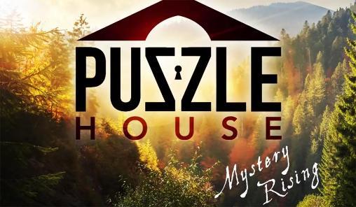 logo Puzzle Haus: Ein Rätsel entsteht