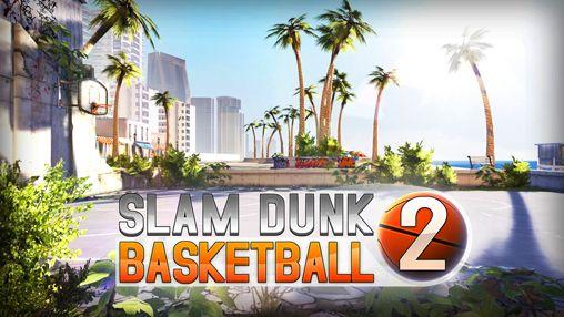 Slam dunk basketball 2 Screenshot